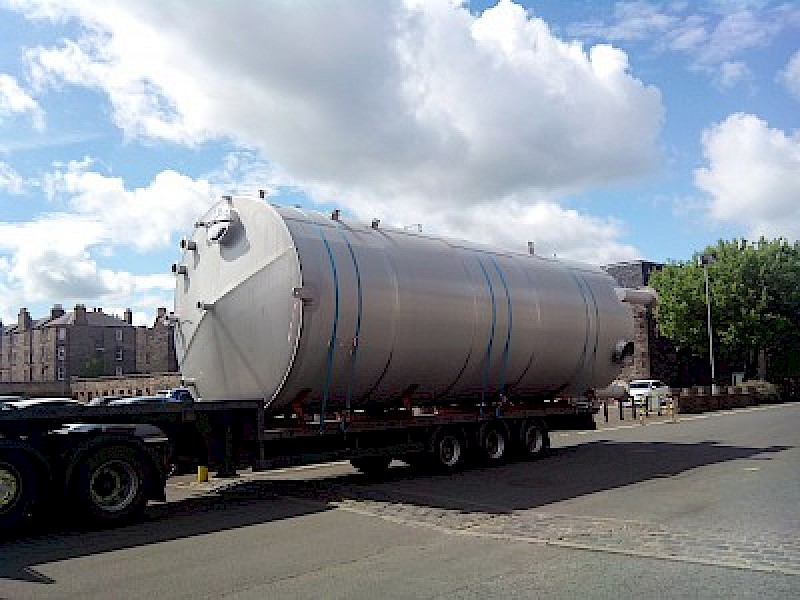 Another Successful Tank Project Delivered by Normand and Thomson